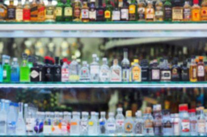 Restricción en venta de Licor