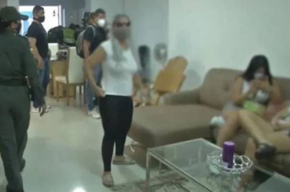 Captura de modelos webcam en Cartagena