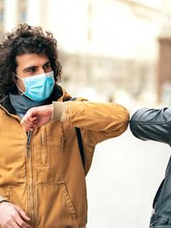 Coronavirus se iría tal como vino, dice experto italiano
