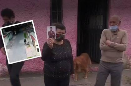 Asesinan a joven por robarle el celular mientras sacaba a sus mascotas, en Bogotá.