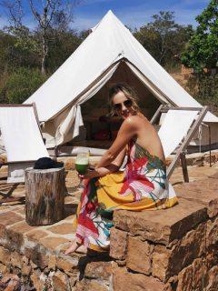 Milena López suaviza polémica por viaje a Barichara, pueblo al que no planea entrar