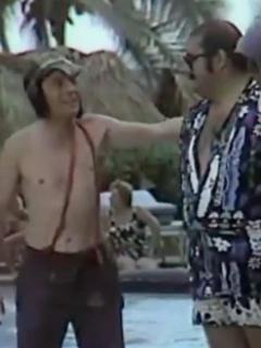 Nostalgia por escena de 'El Chavo' en Acapulco que revivió Édgar Vivar.
