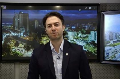 Daniel Quintero tiene coronavirus