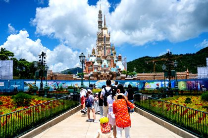 Disney Hong Kong vuelve a cerrar por coronavirus.