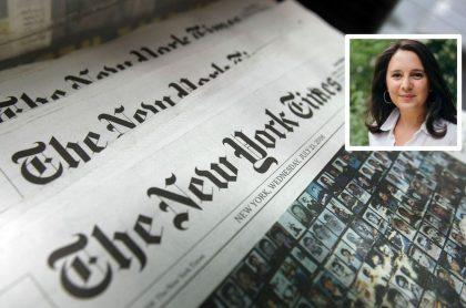 Editora del NYT renunció por sus políticas editoriales