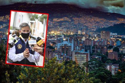 Antioquia, afectada por el coronavirus.