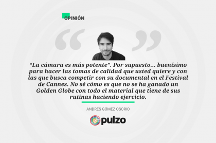 Andrés Gómez Osorio