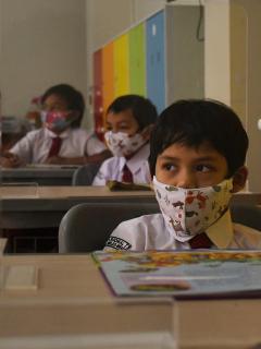 Regreso a clases durante la pandemia de COVID-19