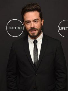 Juan Pablo Espinosa publica la primera foto que usó para presentarse como actor