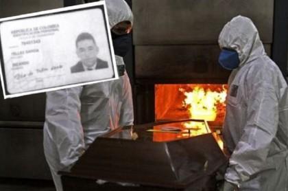 Familia de hombre muerto pide que hospital no creme el cuerpo