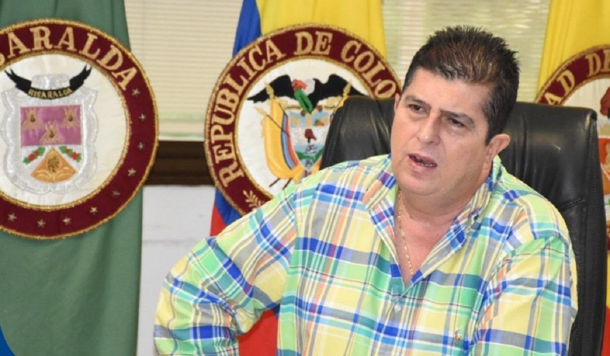 Gobernador de Risaralda tiene coronavirus