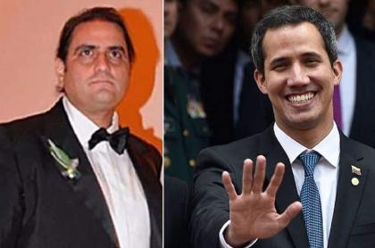 Alex-Saab-y-Juan-Guaidó