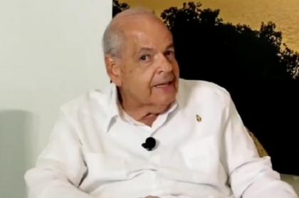 Raimundo Angulo fue hospitalizado por coronavirus