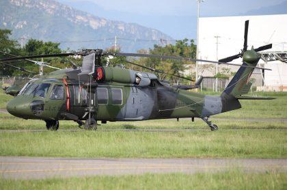 Desaparece helicóptero del Ejército