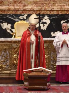 Papa Francisco pide que ninguna celebración sacramental esté sujeta a tarifas