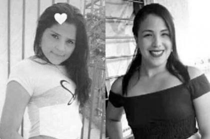 Venezolanas asesinadas en Cauca