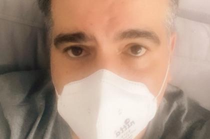 Calero contó si quedó con secuelas por coronavirus y si volverá pronto a 'Día a día'.