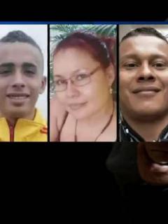 Asesinato de tres personas en mina en Caldas
