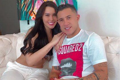 Fotos de la novia de Michael Ortega; no es Ana del Castillo.