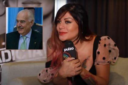 Fotos del matrimonio de Marbelle y Royne Chávez; fue Andrés Pastrana.