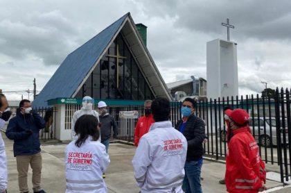 Alcaldía tomó cartas en el asunto sobre horno crematorio en Fontibón
