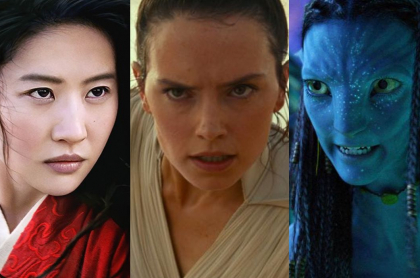 Mulán, Star Wars y Avatar