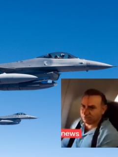 Cazas de EEUU pusieron en riesgo avión comercial de Siria
