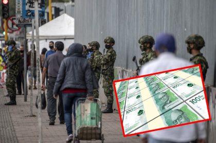 Bogotá ahorró mucho dinero en cuarentena