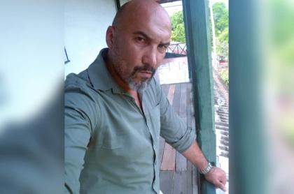 El actor Juan Carlos Solarte sufre de una rara enfermedad que le hace padecer dolor crónico en todo el cuerpo.