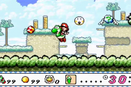 Juego clásico de Nintendo