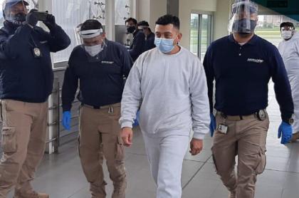 Sobrino de alias 'Otoniel', del Clan del Golfo, detenido en Bogotá