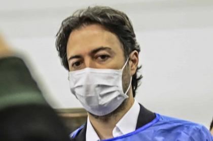 Daniel Quintero, alcalde de Medellín, habla de su positivo para coronavirus