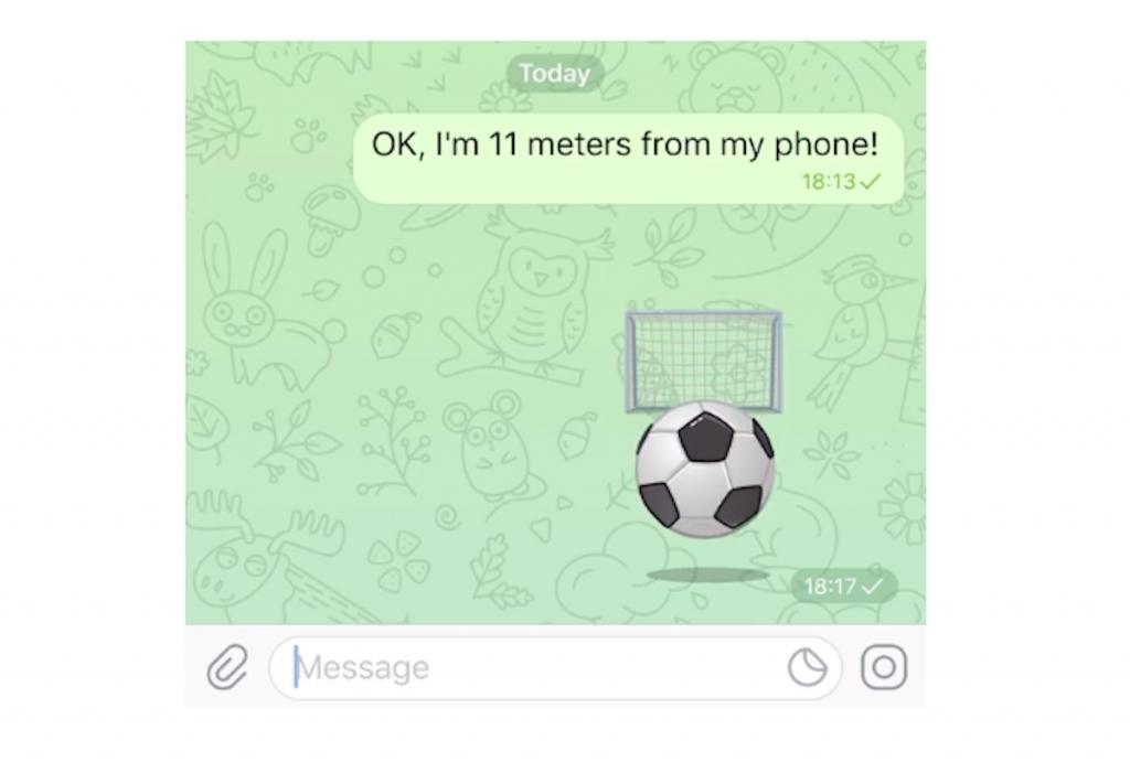 Captura de pantalla: Telegram
