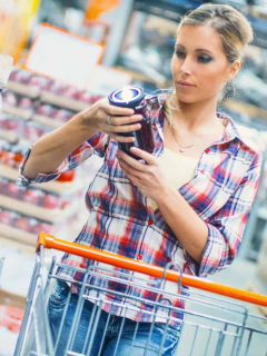 Ministerio de Salud exigirá etiquetado nutricional en alimentos procesados