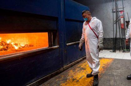 Quejas por horno crematorio en Cementerio del Sur, en Bogotá