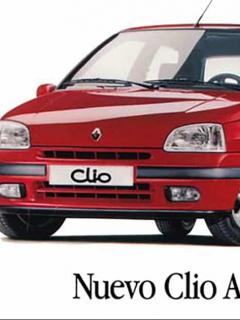 Renault Clio Apple