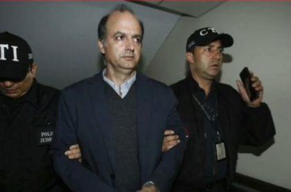 Casa por cárcel a exviceministro García por caso Odebrecht