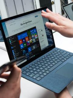 Microsoft Laptop