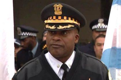 Jefe de la policía de Chicago se suicidó.