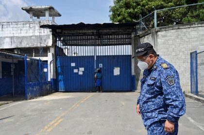 Contagiados de coronavirus en las cárcelesde Colombia.