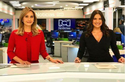 María Zabaraín y Jessica de la-Peña