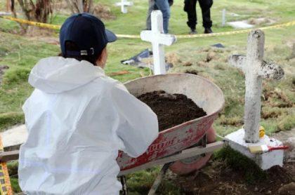 Hallan restos óseos en lote de El Copey, en Cesar