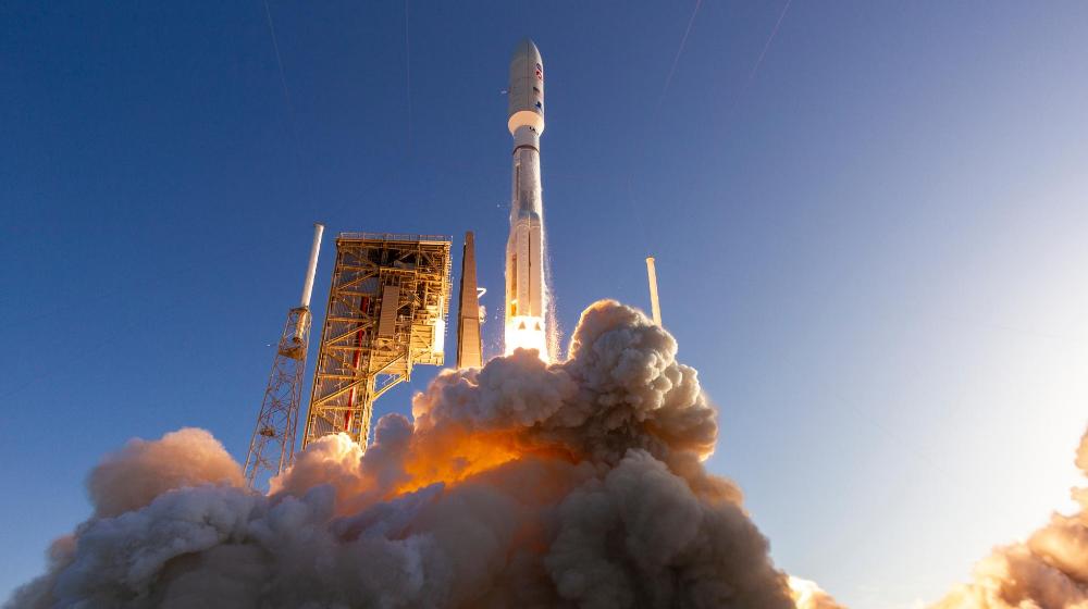 La nave espacial debe recorrer más de 500 millones de kilómetros hasta aterrizar el próximo 18 de febrero en Marte.