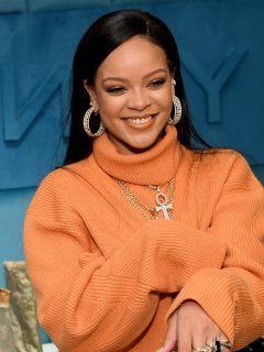 Es falso que Rihanna no esté inspirada y haciendo música; volvió a hablar de su álbum