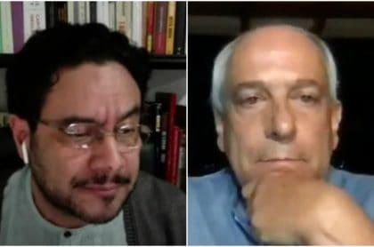 Iván Cepeda y José Obdulio Gaviria, enfrentados en el Senado