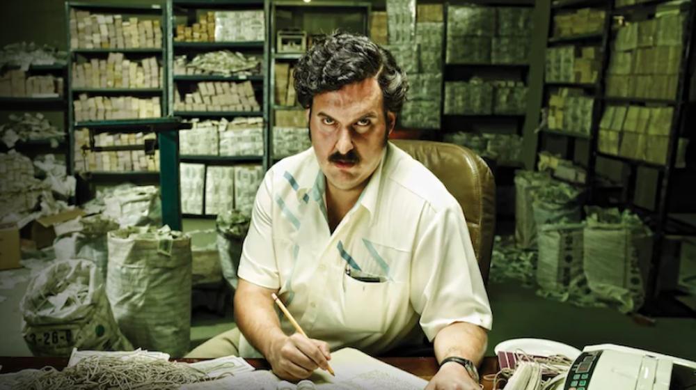 """""""Pablo Escobar, el patrón del mal"""": esta serie retrata la vida del narcotraficante desde sus inicios como contrabandista."""