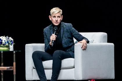 """Por primera vez, Ellen DeGeneres habla sobre denuncia de ambiente """"tóxico"""" en su 'show'"""