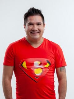 Foto del tatuaje de 'Boyacomán' en honor a su fallecido hijo