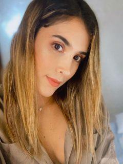 "[Foto] Peinado que probó Daniela Ospina la dejó ""igualita"" a su hija Salomé"