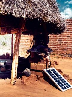 Energía solar para los lugares más apartados de Colombia.
